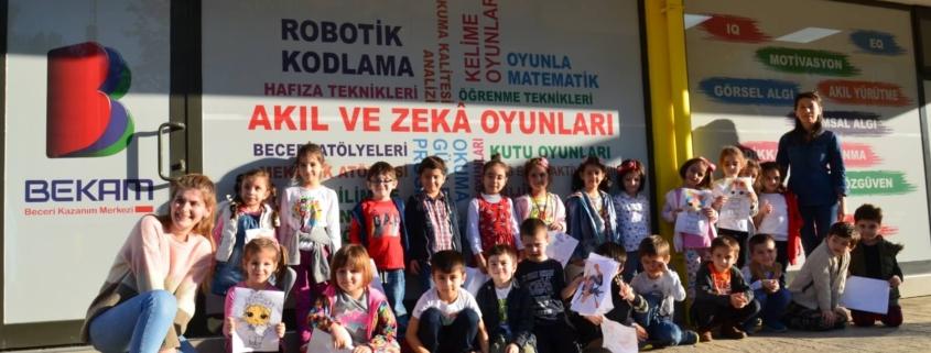 Seyfi Demirsoy İlkokulu Anasınıfı